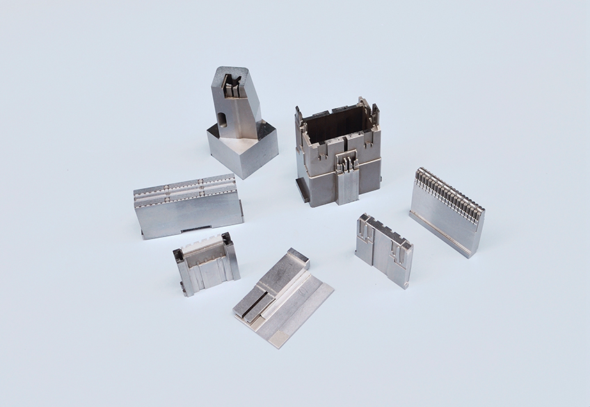 Precision Connector Mould Parts